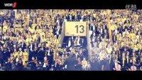 【字幕】燃爆!管弦乐团伴奏多特蒙德球迷南看台齐唱《Am Borsigplatz geboren》超震撼!