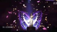 TARA 广州演唱会 中文歌曲 朴素妍 《挥着翅膀的女孩》 151219