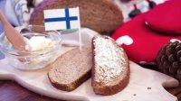 芬兰圣诞黑麦面包【曼食慢语北欧篇】