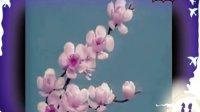 创意>视频伴奏-京剧(人面桃花)选段-捡取花枝_