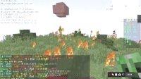 【极天小游戏】☆Minecraft☆职业战争 爆炸预警#极冰视频