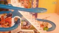 【橘子姐姐】玩具开箱の托马斯新开玩具