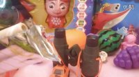 【橘子姐姐】玩具开箱の猪猪侠小玩具