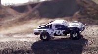 Traxxas Slash 4X4  Fox 避震版本短卡遥控车