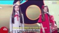 "中意双语字幕《心上的印记 Le impronte del cuore》2015年第58届""金币""-Antoniano小合唱团-录音棚效果"
