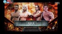 WWE2K-巨人卡利安德烈对阵一伦游组合!-DBK摔跤狂热0110