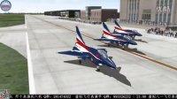 2016虚拟飞行表演节CVAS 1.虚拟八一飞行表演队