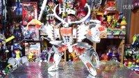 【红老弟转载】日本达人变形金刚定格动画 BW2万兽王