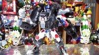 【红老弟转载】日本达人变形金刚定格动画 LG02擎天圣