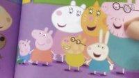 【橘子姐姐】晚安故事会の小猪佩奇第一天上幼儿团下
