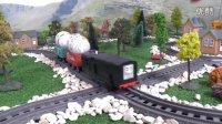 托马斯和他的朋友们 与复仇者联盟营救奇趣蛋 托马斯小火车 雷神 美国队长 奥创 绿巨人 惊喜蛋 健达