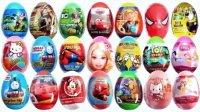 健达奇趣蛋★小黄人奇趣蛋 玩具视频 出奇蛋 玩具蛋 惊喜蛋 拆蛋皮克斯汽车总动员白雪公主 芭比娃娃