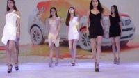 2015广州车展车模精彩表演 10