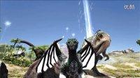 【肉搏快乐】方舟:生存进化401 小飞龙制霸恶魔岛 还有谁