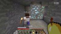 【我的世界Minecraft】菊花史蒂夫第三期!这是?!钻石!!
