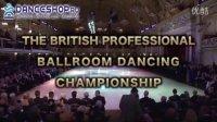 Blackpool 2011 Professional Standard finale 黑池职业标准舞决赛
