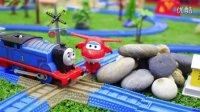 托马斯小火车 搬运小石头 轨道玩具 托马斯和他的朋友们 超级飞侠 乐迪变形机器人 迪斯