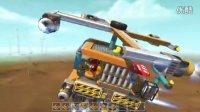 【小本】废品机械师EP4〓小人跪地号 直升机〓ScrapMechanic
