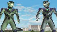 【小熙&屌德斯】奥特曼格斗进化3双人闯关 两个雷杰多的大招同时放地球会不会毁灭!