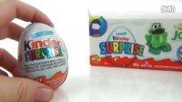 新款健达出奇蛋 美版奇趣蛋 外国食玩 新款玩具 北美玩具