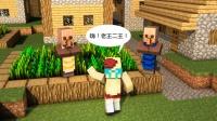 我的世界【粉鱼】当个村干部 3 隔壁老王村