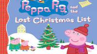 粉红猪小妹中文故事 圣诞节礼物清单 小猪佩奇 佩佩猪 亲子早教