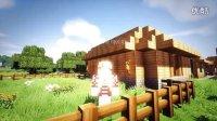 【虾米解说】我的世界Minecraft生活大冒险EP1,萌萌哒怪物们!