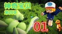 【XY小源 我的世界】1.8.9神奇宝贝 第四季 第1期 新版本新冒险
