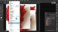PS cc2015版全解视频教程 40 3D文字与文字栅格化