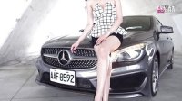 Lucy愛車—Lucy & Mercedes-Benz CLA250
