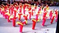 沙雅县秧歌舞正月里来是新春