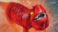 【虾米解说】方舟生存进化206,765级精英巨兽,可怕的存在!