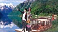彝族婚礼、彝族结婚、彝族歌曲视频阿的伍且  吉字加加莫新婚之喜上