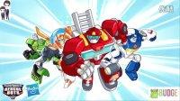 变形金刚:救援机器人第1期:火山爆发和雪崩★和玩具机器人一起保卫地球