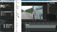 AE cc2015版全自学视频教程 03 隐藏和展开按钮