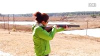 中国仅有的合法猎场上演真枪与弹弓的精准对决