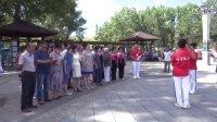 泰安社区庆祝七一,重温入党誓词