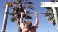 Rob Riches - 沙滩训练|引体拍手 - 088