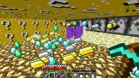 【小枫的Minecraft】我的世界:幸运方块大冒险(下)-恶意满满的作者!