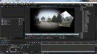 AE cc2015版全自学视频教程 07 向后平移工具和蒙版的使用