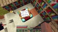 ★a皇★ 挑战籽岷 Minecraft1.8主题生存 我要去太空 第九集