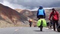 第42集 新藏线之满拉水库共欢乐 2015一路欢乐新藏线车队骑闯天路 单车骑行318羊卓雍错
