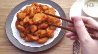 【绵羊料理】甜辣酱炸鸡&土豆浓汤(无印良品Café&Meal人气料理)的做法