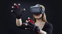VR手套,世界就在你手中!百度乱点科技树?自驾汽车美国行【资讯每日评0318】