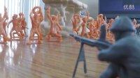 【童年回忆/非定格】玩具兵人配音视频