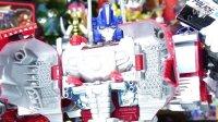 【红老弟转载】日本达人变形金刚定格动画 UW05擎天巨神/擎天柱合体/Grand Optimus Prime