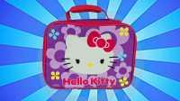 凯蒂猫 Hello Kitty 便当盒惊喜礼物 食玩 小猪佩奇 粉红猪小妹 芭比