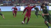 巴打Brother足球解说 2015年3月足球热身赛 葡萄牙vs保加利亚 PS4实况足球2016