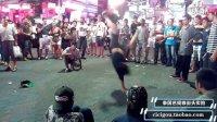 泰国芭提雅街头街舞实拍 通海 玉溪 昆明 搞笑 搞怪