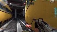 阿哲的生死狙击游戏视频:手感爆好,雷霆+巨蟒+白尼爆刀小僵尸,期待挑战模式。